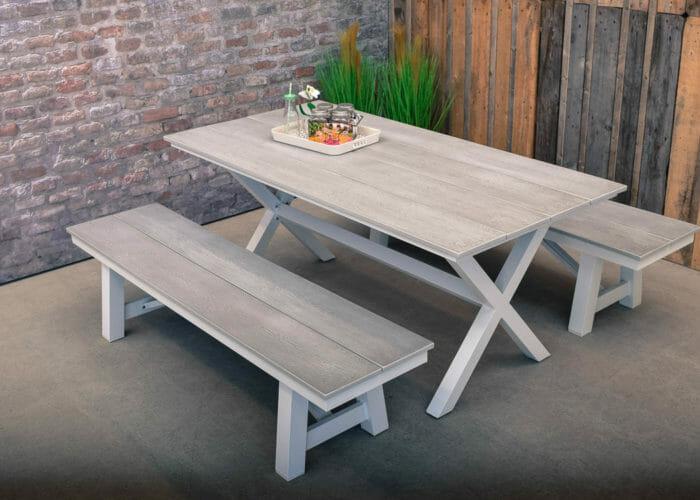 Super Perth benk & bord | Kvalitet & design | Hagemøbler.no JT-28