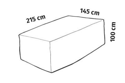 caneline-5605S hagemøbeltrekk