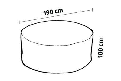 caneline-5606S hagemøbeltrekk