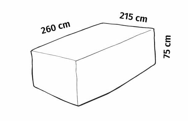 caneline-5608S hagemøbeltrekk
