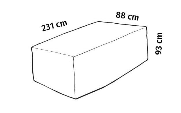 caneline-5613S hagemøbeltrekk