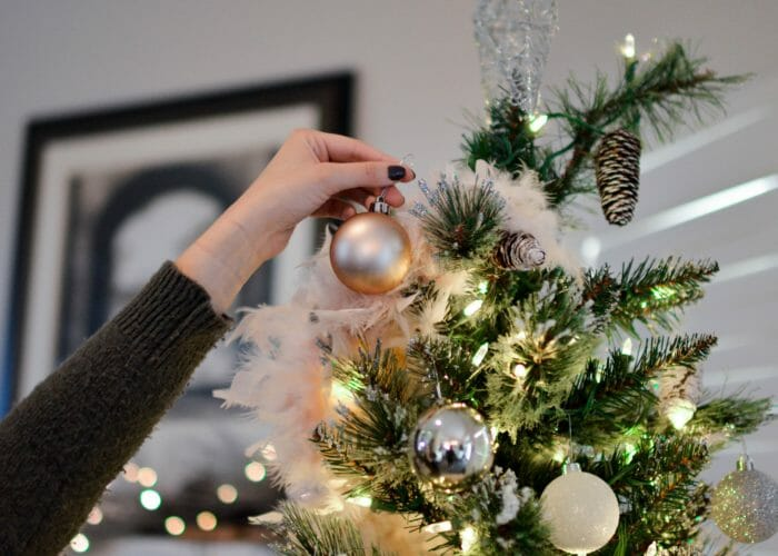 Glimrende Kunstig juletre | Oakland unike kolleksjon | Norges fineste MA-29