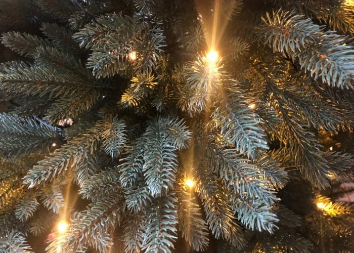 Utmerket Kunstig juletre | Oakland unike kolleksjon | Norges fineste QT-76