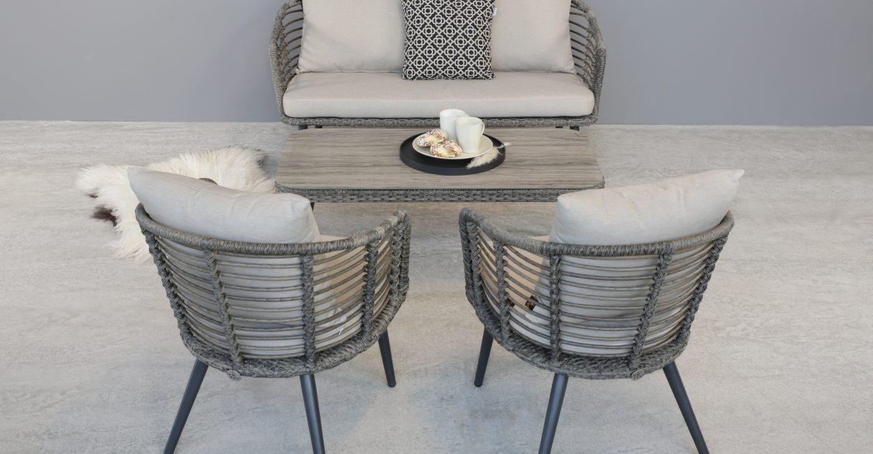 Loungemøbler Stoler, sofaer og bord til hagen   JYSK
