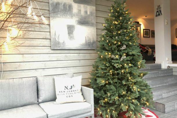Oakland Kunstige juletrær