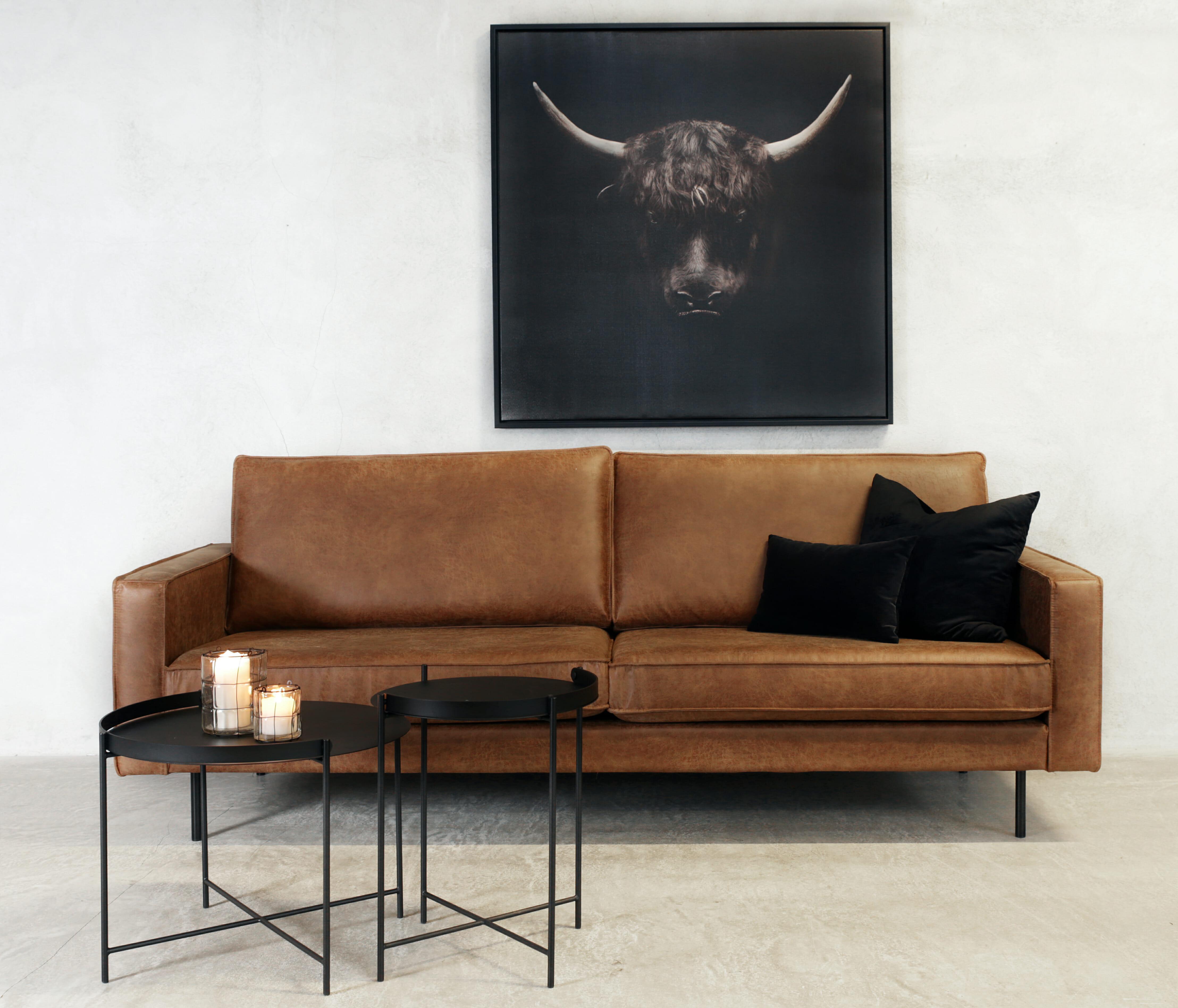Roya 4 seter sofa Eco-hud HFbilde, On th emove bord 3 zoom