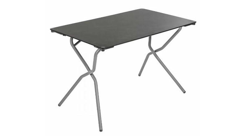 Lafuma Rektangulært bord ANYTIME 110×68 cm HPL 6 mm Mineral