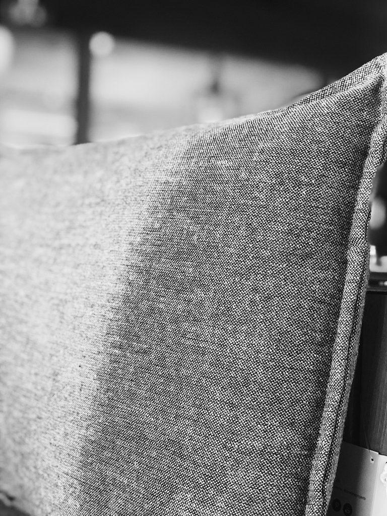 Bilde av pute i polyester