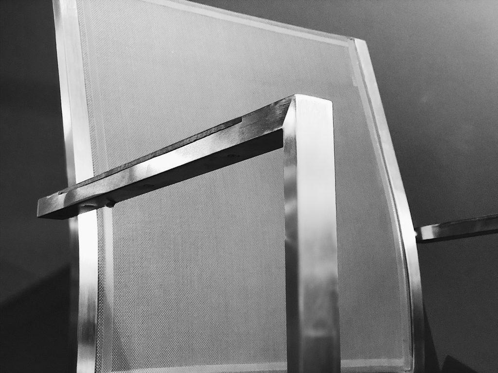 Bilde av rustfritt stål