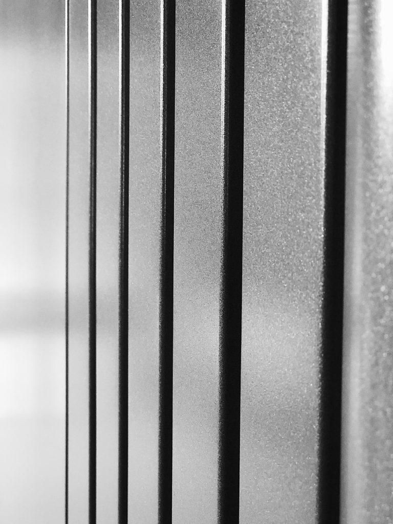 Bilde av galvanisert stål