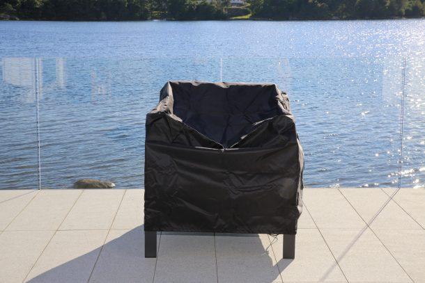 Hagemøbeltrekk stol