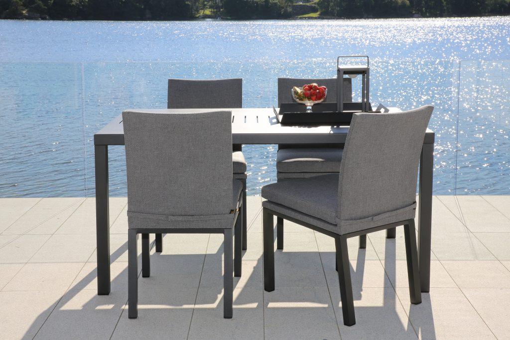 Ibiza spisemøbler | Moderne, vedlikeholdsfri, flott design