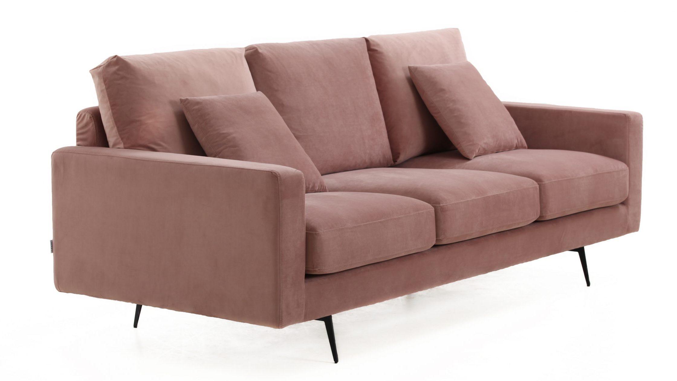 Femund Sofa L222 Rosa