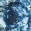 Lin Blomster Blå